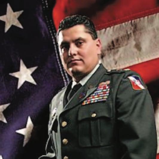 Major Ed Pulido
